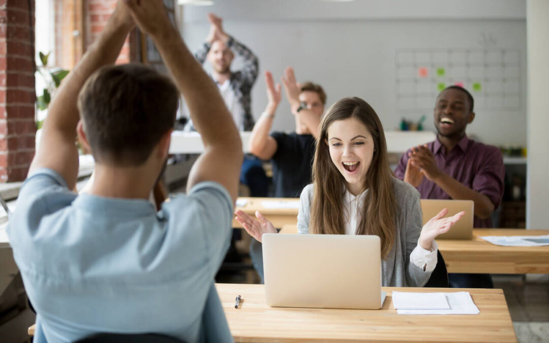 Emotional Expression Leads to a Happier Workplace