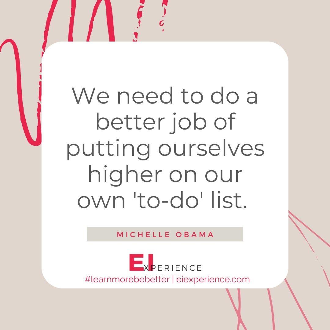 EI Insight - Work Life Balance